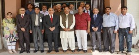 PU signs MoU to bring revolution in cotton industry - Disease resistant cotton seed to contribute $4 billion to economy: PU VC