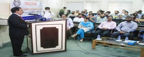 PU CCPC organizes workshop