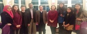 PU, Chinese varsity to jointly work on research projects