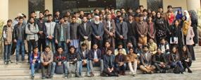 Road safety seminar at PU IQTM