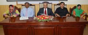 PU organizes workshop on IP rights