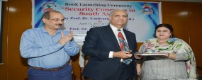 Dr Umbreen's book launched